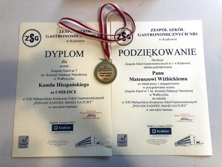 XXI_Małopolski_Konkurs_Szkół_Gastronomicznych_2020-3